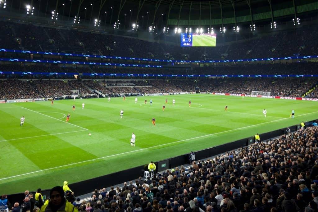 Stadium technology v1